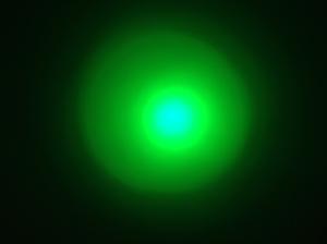 15 degree TIR lens