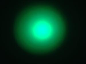 25 degree TIR lens