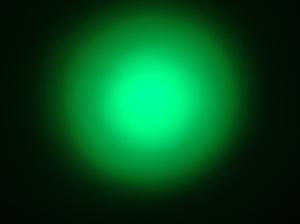 30 degree TIR lens