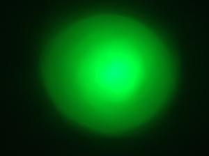 8 degree TIR lens