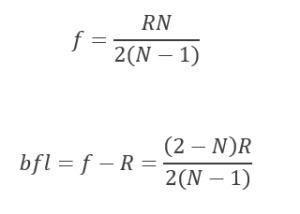 fig-5 ball lens equations