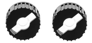 TIR reflector lens - back